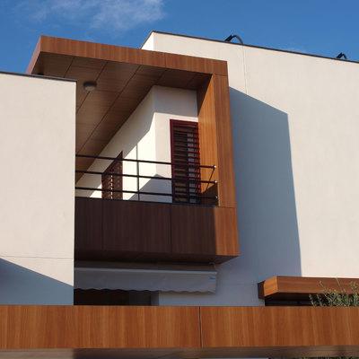 Vista terraza superior