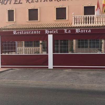 Terrazas para bares y restauantes