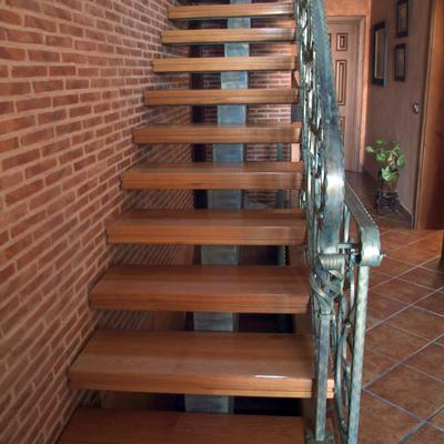 Peldaño de Escalera