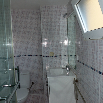 Pequeños cuartos de baño