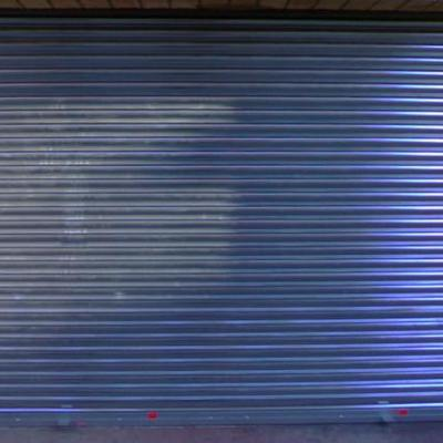 puerta enrollable color