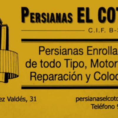 PERSIANAS EL COTO S.L.