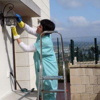 Personal de limpieza, servicio doméstico, cuidadoras, internas.