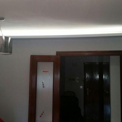 Pesebre para iluminación led