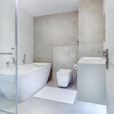 Baño moderno Ourense