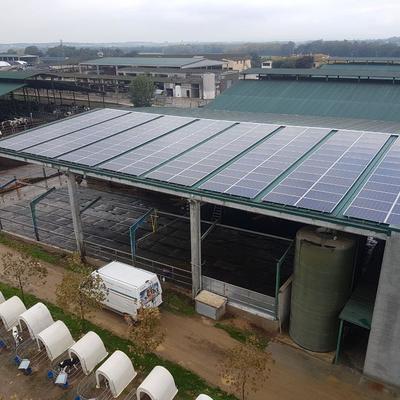Autoconsum Fotovoltaic a Granja