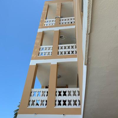 2ª Fase - Construcción de estructura para ascensor