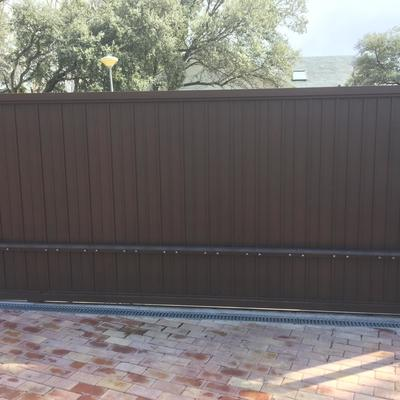 Portón garaje