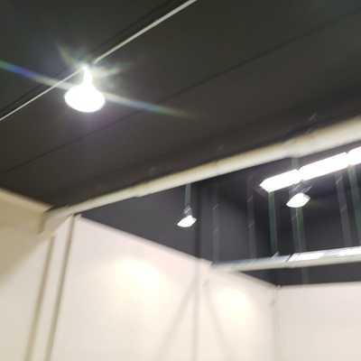 Nave pinturas techos y paredes y suelos y eletricidade