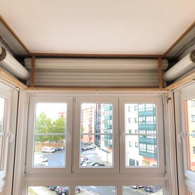 Limpieza interior y exterior de persianas