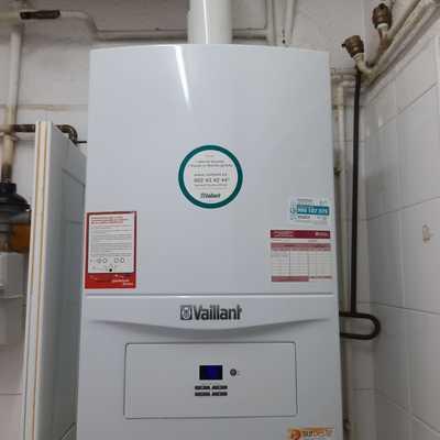 Instalación de Caldera para Calefacción.