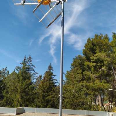 Instalación Antena TDT Televes