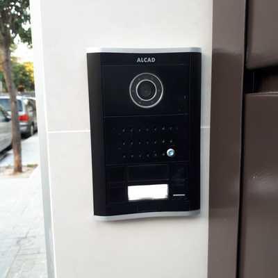 Instalación Videoportero Alcad