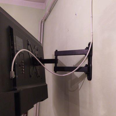 Instalación Soporte de Televisión
