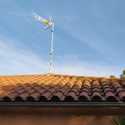 Instalacion Antena TDT Televes