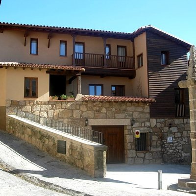 Casa rural La Picota Valverde de la Vera 2005 EM Arquitectos