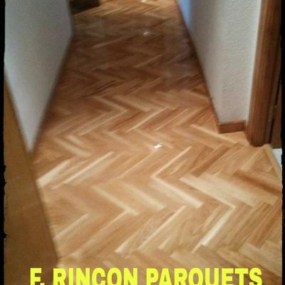 LIJADOS Y BARNIZADOS F.RINCON PARQUETS