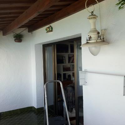 pintado de terraza