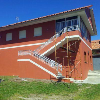 Precio pintar exterior edificio comunidad habitissimo - Precio pintura exterior ...