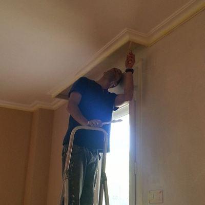 Pintamos su casa