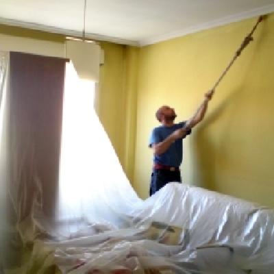 Pintores de interior