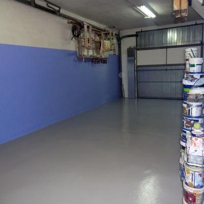 pintura de epoxi para suelos comerciales
