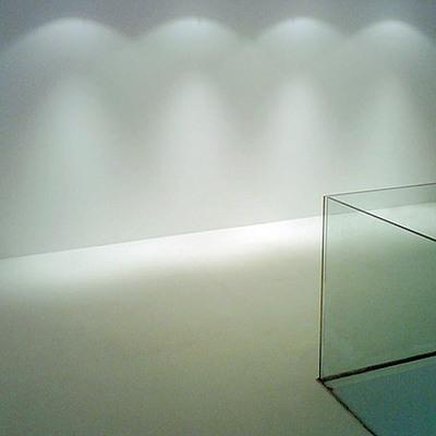 Pintura de paredes en Galeria de Arte