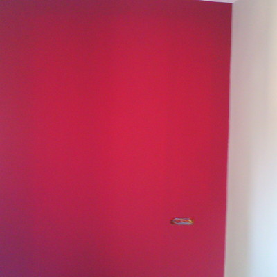 pintura dormitorio
