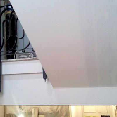 Pintura lisa escalera