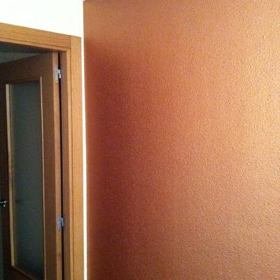 pintura oro cobrizo