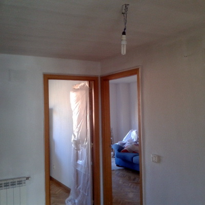 Pintura piso completo en Tres Cantos