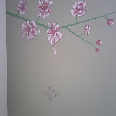 pintura salón
