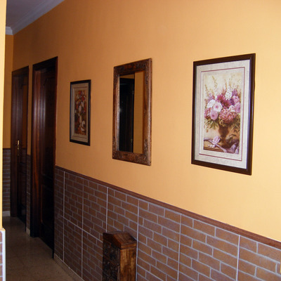 Pintura y decoración.