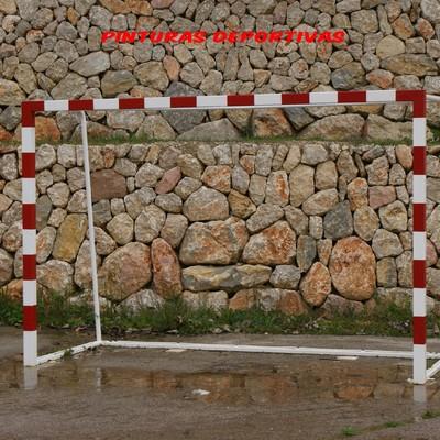 Pinturas deportivas.