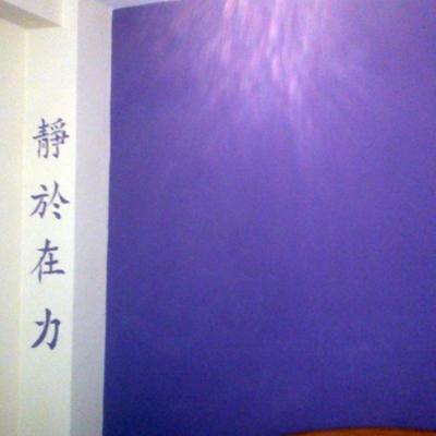 Pinturas en dormitorio