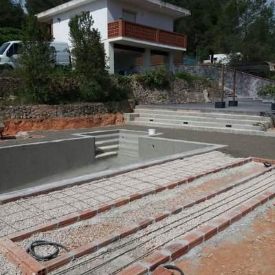 Excavacions Piscina