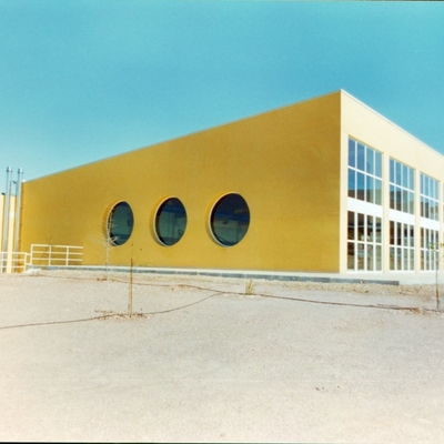 Piscina climatizada. Fundación San Pablo CEU. Molina de Segura.