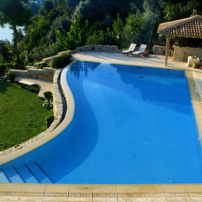 Piscina de 12x8, ref: Saughter