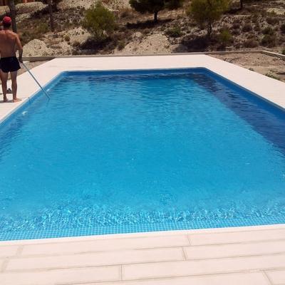 piscina de 5x10