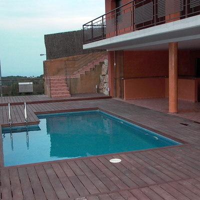 piscina de diseño