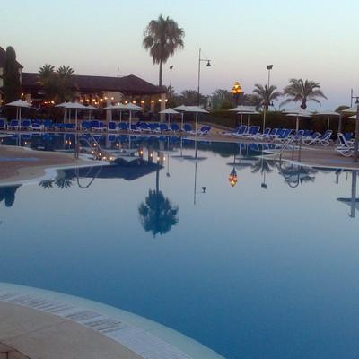 piscina de forma