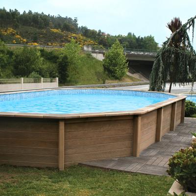 piscina de hormigon