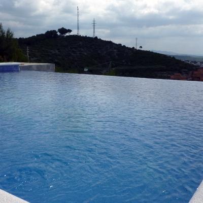 Ideas y fotos de piscinas de sal para inspirarte habitissimo for Piscinas de sal