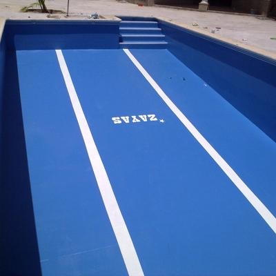 piscina de palma de rio, 16x8