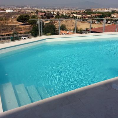 piscina en Altorreal