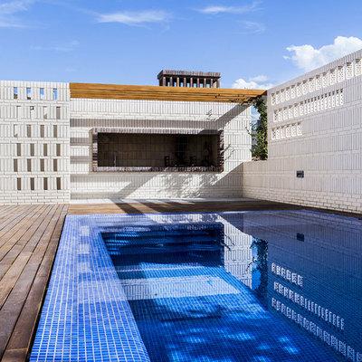 piscina en Móra d'Ebre, Tarragona