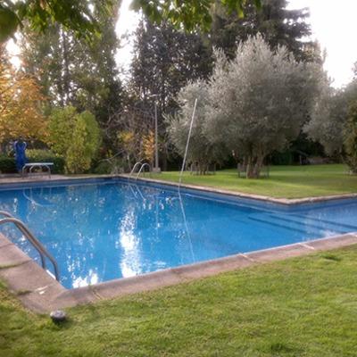 piscina particular (Majadahonda)