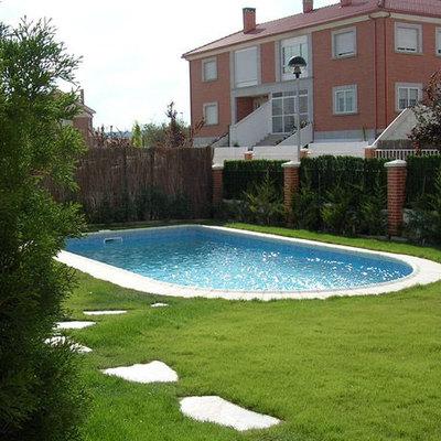 Ideas y fotos de piscinas en valladolid para inspirarte for Piscina valladolid
