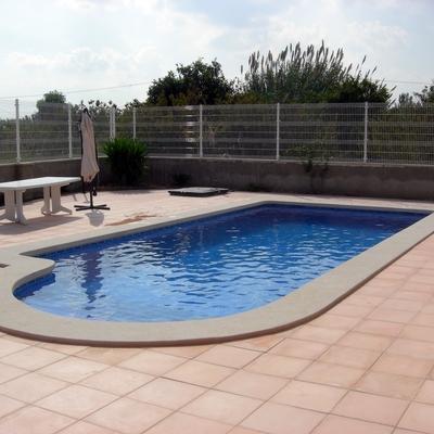 Piscina privada en Alguazas