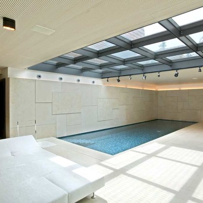 Piscina SPA interior